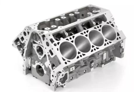 Blok motora kakav danas nalazimo u većini automobila najčešće se radi od 3 vrsta materijala